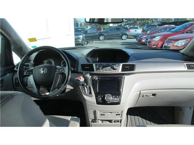 2015 Honda Odyssey EX-L (Stk: 171542) in Richmond - Image 13 of 14