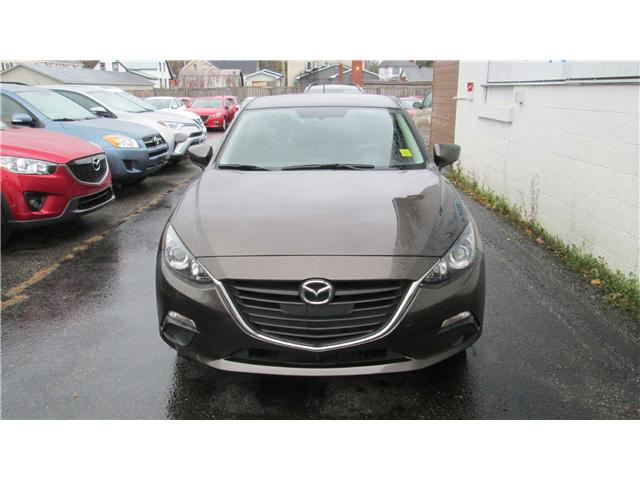 2015 Mazda Mazda3 GX (Stk: 171639) in Kingston - Image 1 of 11