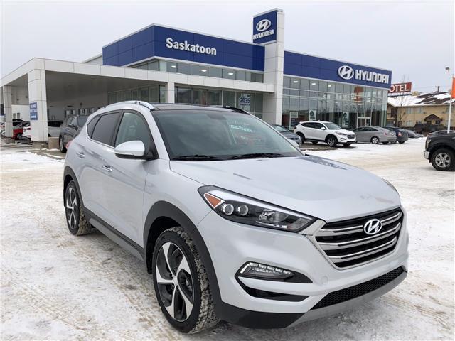 2017 Hyundai Tucson Limited (Stk: 37719) in Saskatoon - Image 1 of 27