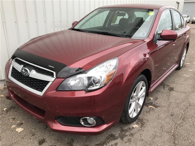 2014 Subaru Legacy 2.5i Convenience Package (Stk: SUB1392A) in Charlottetown - Image 1 of 20