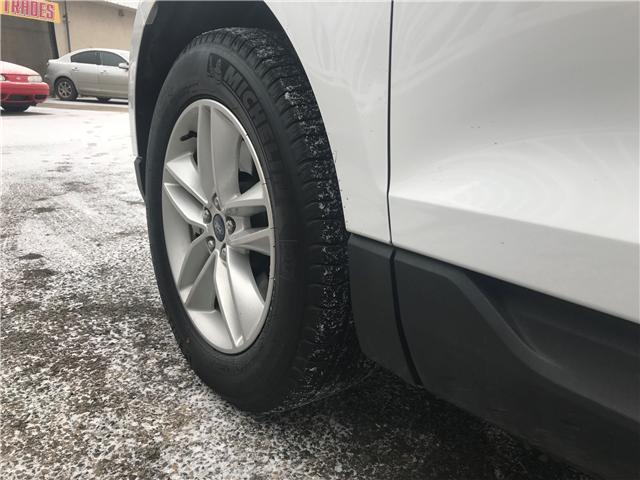 2017 Ford Edge SEL (Stk: B1999) in Lethbridge - Image 16 of 25