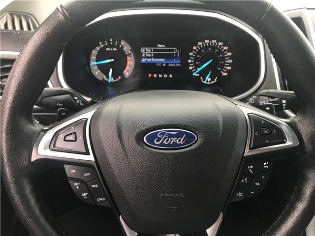 2017 Ford Edge SEL (Stk: B1999) in Lethbridge - Image 11 of 25