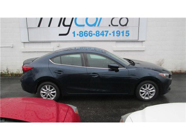 2014 Mazda Mazda3 GS-SKY (Stk: 171660) in Richmond - Image 2 of 14