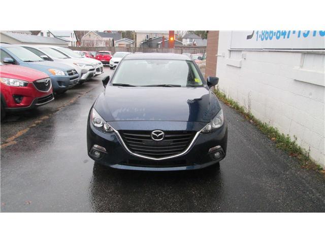 2014 Mazda Mazda3 GS-SKY (Stk: 171660) in Kingston - Image 1 of 13