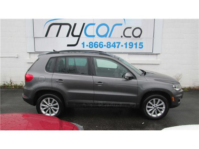2013 Volkswagen Tiguan 2.0 TSI Comfortline (Stk: 171645) in North Bay - Image 2 of 14