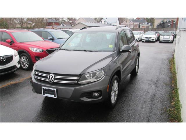 2013 Volkswagen Tiguan 2.0 TSI Comfortline (Stk: 171645) in North Bay - Image 6 of 14