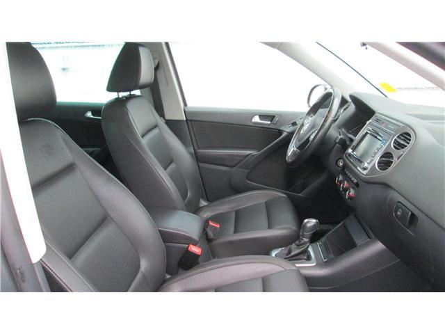 2013 Volkswagen Tiguan 2.0 TSI Comfortline (Stk: 171645) in North Bay - Image 10 of 14
