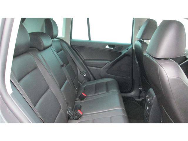2013 Volkswagen Tiguan 2.0 TSI Comfortline (Stk: 171645) in North Bay - Image 11 of 14