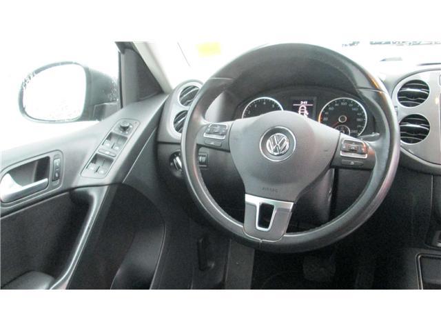 2013 Volkswagen Tiguan 2.0 TSI Comfortline (Stk: 171645) in North Bay - Image 12 of 14