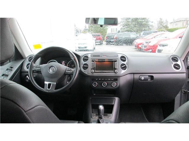 2013 Volkswagen Tiguan 2.0 TSI Comfortline (Stk: 171645) in North Bay - Image 13 of 14