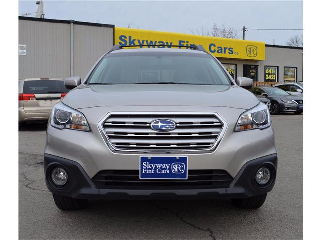 2017 Subaru Outback 2.5i Touring (Stk: Z1289) in St.Catharines - Image 9 of 16