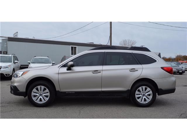 2017 Subaru Outback 2.5i Touring (Stk: Z1289) in St.Catharines - Image 10 of 16