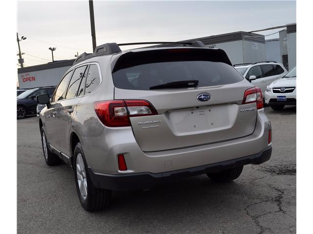 2017 Subaru Outback 2.5i Touring (Stk: Z1289) in St.Catharines - Image 12 of 16