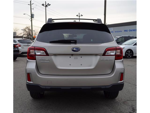 2017 Subaru Outback 2.5i Touring (Stk: Z1289) in St.Catharines - Image 13 of 16