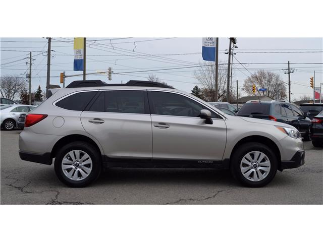 2017 Subaru Outback 2.5i Touring (Stk: Z1289) in St.Catharines - Image 14 of 16