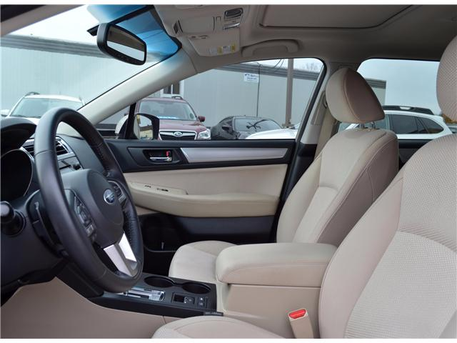 2017 Subaru Outback 2.5i Touring (Stk: Z1289) in St.Catharines - Image 15 of 16