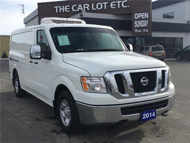 2014 Nissan NV Cargo NV2500 HD S V8 (Stk: 17522) in Sudbury - Image 1 of 14