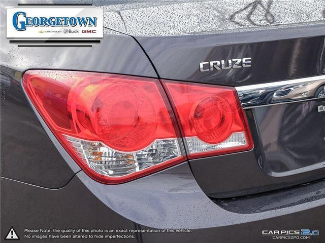 2015 Chevrolet Cruze 1LT (Stk: 26101) in Georgetown - Image 12 of 27