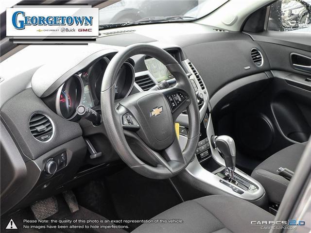 2015 Chevrolet Cruze 1LT (Stk: 26101) in Georgetown - Image 13 of 27