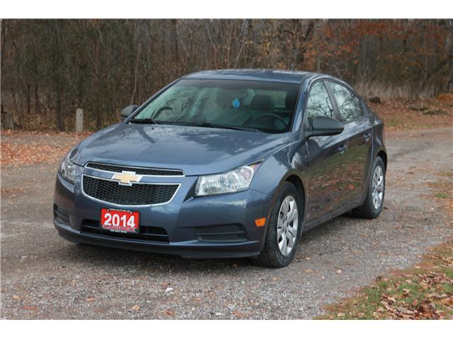 2014 Chevrolet Cruze 2LS (Stk: 1709438) in Waterloo - Image 1 of 21