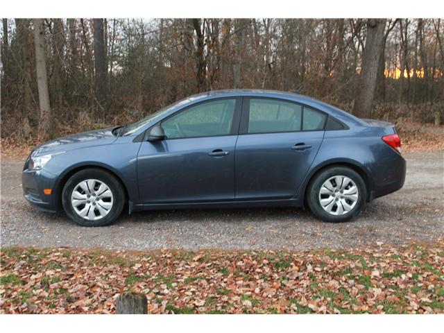 2014 Chevrolet Cruze 2LS (Stk: 1709438) in Waterloo - Image 2 of 21