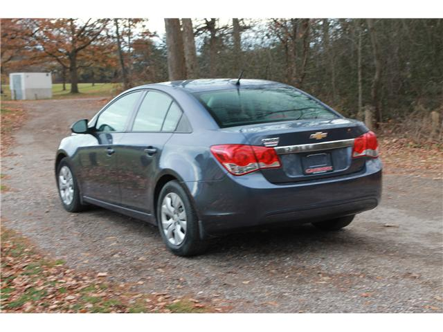 2014 Chevrolet Cruze 2LS (Stk: 1709438) in Waterloo - Image 3 of 21