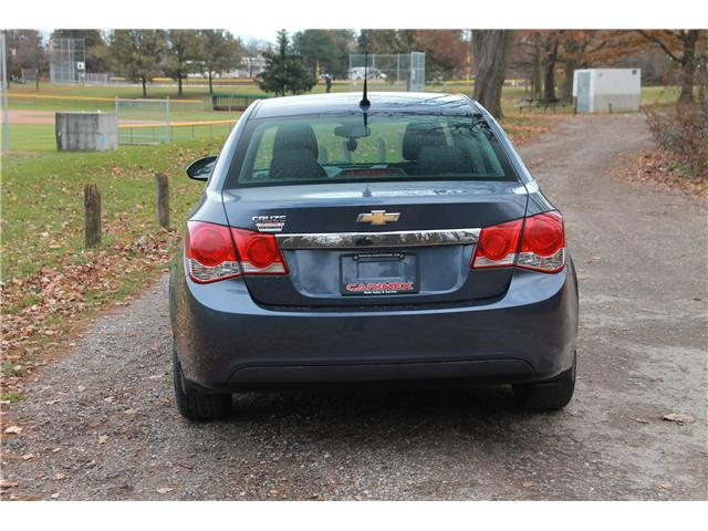 2014 Chevrolet Cruze 2LS (Stk: 1709438) in Waterloo - Image 4 of 21