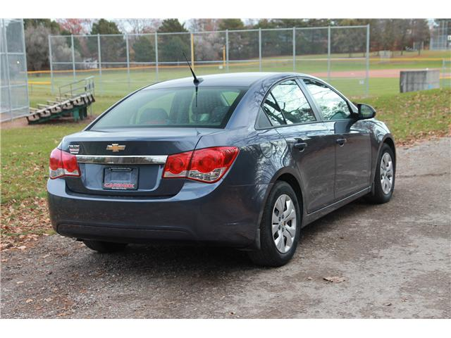 2014 Chevrolet Cruze 2LS (Stk: 1709438) in Waterloo - Image 5 of 21