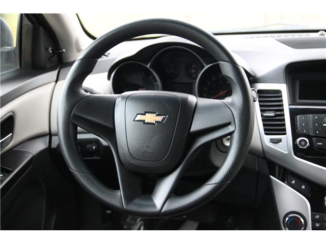 2014 Chevrolet Cruze 2LS (Stk: 1709438) in Waterloo - Image 12 of 21