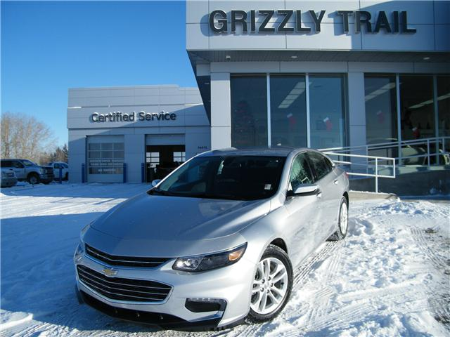 2018 Chevrolet Malibu LT (Stk: 53192) in Barrhead - Image 1 of 17