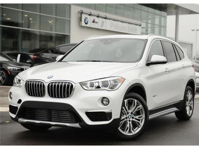 2018 BMW X1 xDrive28i (Stk: 8K21300) in Brampton - Image 1 of 11