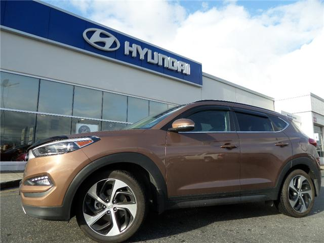 2016 Hyundai Tucson Limited (Stk: H87-2733A) in Chilliwack - Image 1 of 1