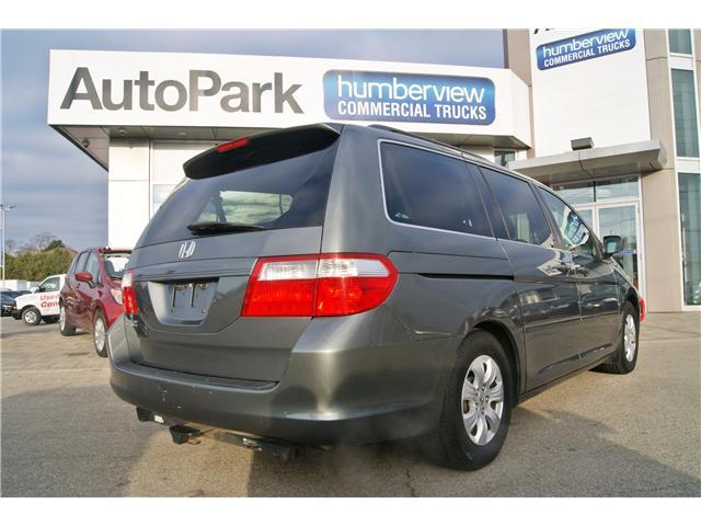 2007 Honda Odyssey EX (Stk: AP2308) in Mississauga - Image 4 of 23