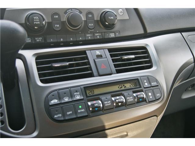 2007 Honda Odyssey EX (Stk: AP2308) in Mississauga - Image 18 of 23