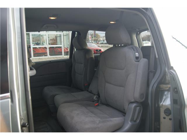2007 Honda Odyssey EX (Stk: AP2308) in Mississauga - Image 19 of 23