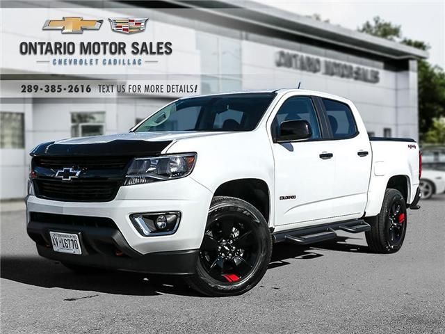 2018 Chevrolet Colorado LT (Stk: T8152977) in Oshawa - Image 1 of 19