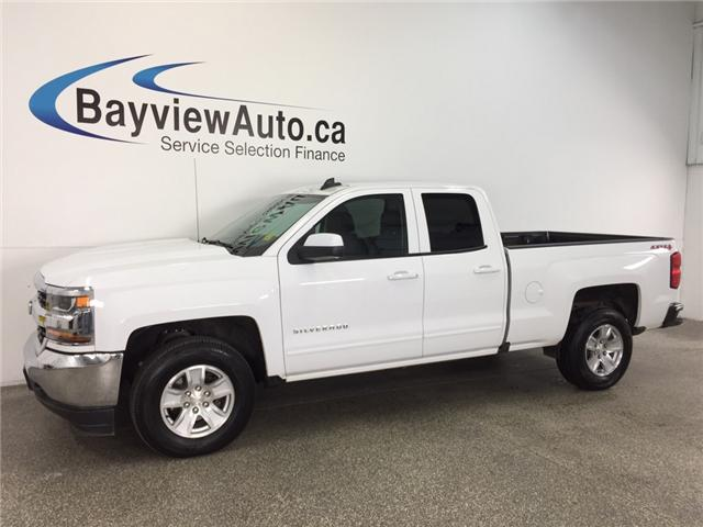 2017 Chevrolet SILVERADO 1500 LT- 5.3L|DBL CAB|ALLOYS|REV CAM|ON STAR!WIFI! (Stk: 31653E) in Belleville - Image 1 of 28