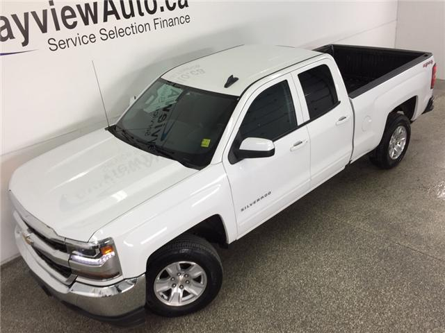 2017 Chevrolet SILVERADO 1500 LT- 5.3L|DBL CAB|ALLOYS|REV CAM|ON STAR!WIFI! (Stk: 31653EW) in Belleville - Image 2 of 28