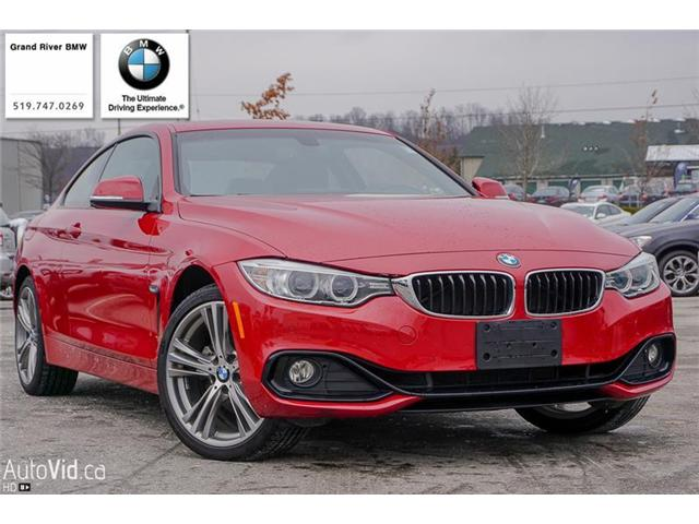 2017 BMW 430 i xDrive (Stk: PW4138) in Kitchener - Image 1 of 22