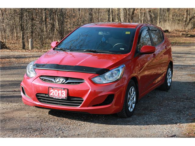 2013 Hyundai Accent GL (Stk: 1711560) in Waterloo - Image 1 of 27