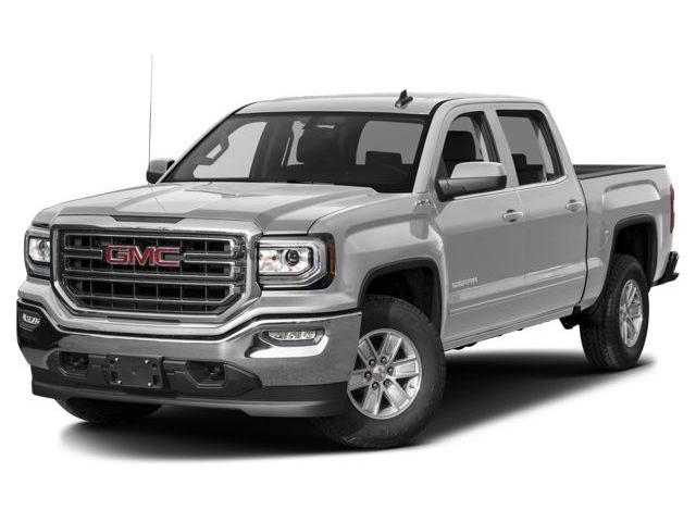 2017 GMC Sierra 1500 SLE (Stk: G7K218T) in Mississauga - Image 1 of 9