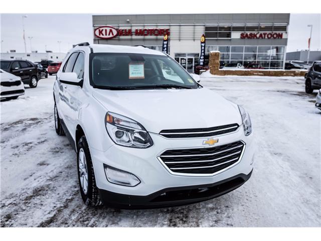 2017 Chevrolet Equinox LT (Stk: NP4252A) in Saskatoon - Image 1 of 23