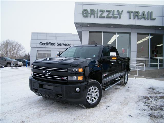 2018 Chevrolet Silverado 3500HD LTZ (Stk: 53029) in Barrhead - Image 1 of 22