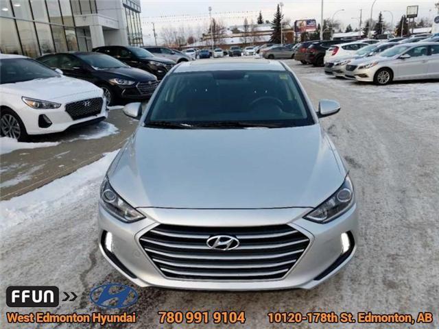 2017 Hyundai Elantra GLS (Stk: P0397) in Edmonton - Image 3 of 23