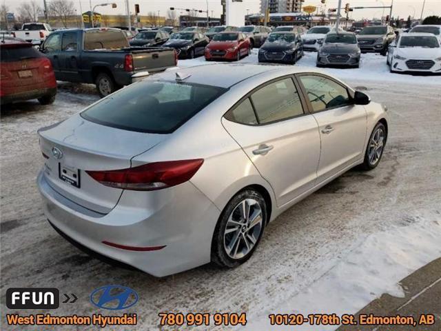 2017 Hyundai Elantra GLS (Stk: P0397) in Edmonton - Image 6 of 23