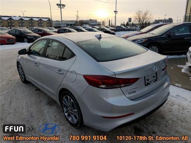 2017 Hyundai Elantra GLS (Stk: P0397) in Edmonton - Image 8 of 23