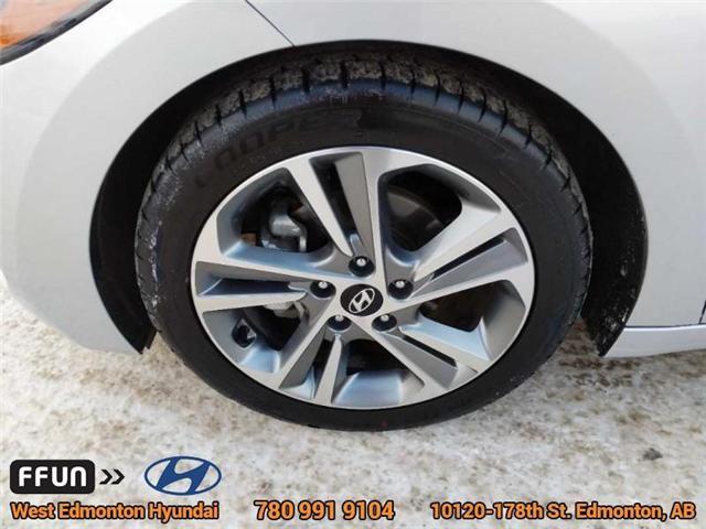 2017 Hyundai Elantra GLS (Stk: P0397) in Edmonton - Image 10 of 23