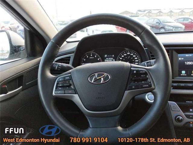 2017 Hyundai Elantra GLS (Stk: P0397) in Edmonton - Image 14 of 23