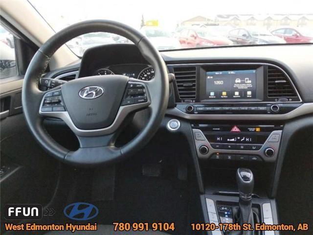 2017 Hyundai Elantra GLS (Stk: P0397) in Edmonton - Image 15 of 23