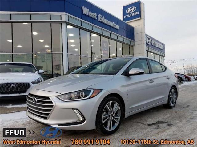 2017 Hyundai Elantra GLS (Stk: P0360) in Edmonton - Image 1 of 22